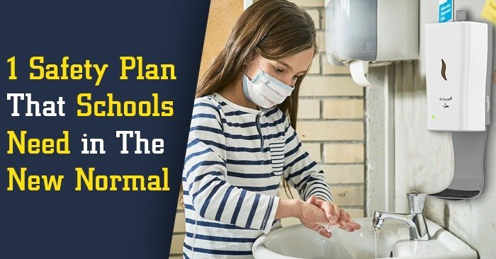 1 Action plan that will make schools ready for the new normal