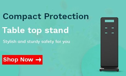 Buy Table Top Stand Hand Sanitizer Dispenser for online